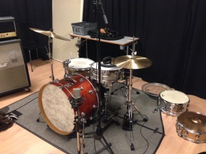 Studio drum workshop