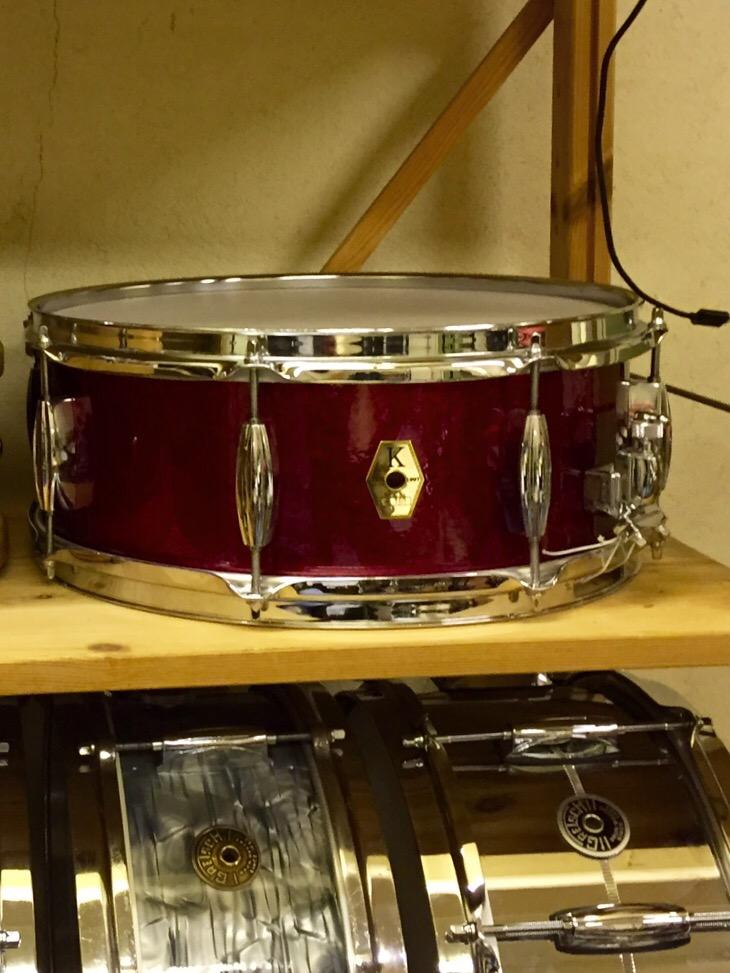 """K-drum Modell E 14""""x5,5"""""""